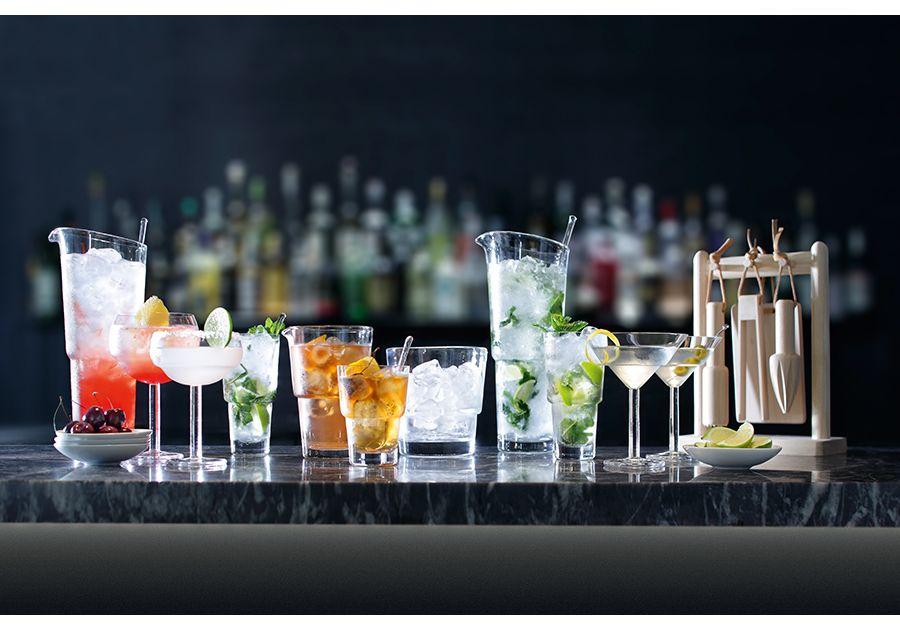 Стаканы для коктейлей: качественные изделия из хрусталя в интернет магазине Hrustal-mag.ru.