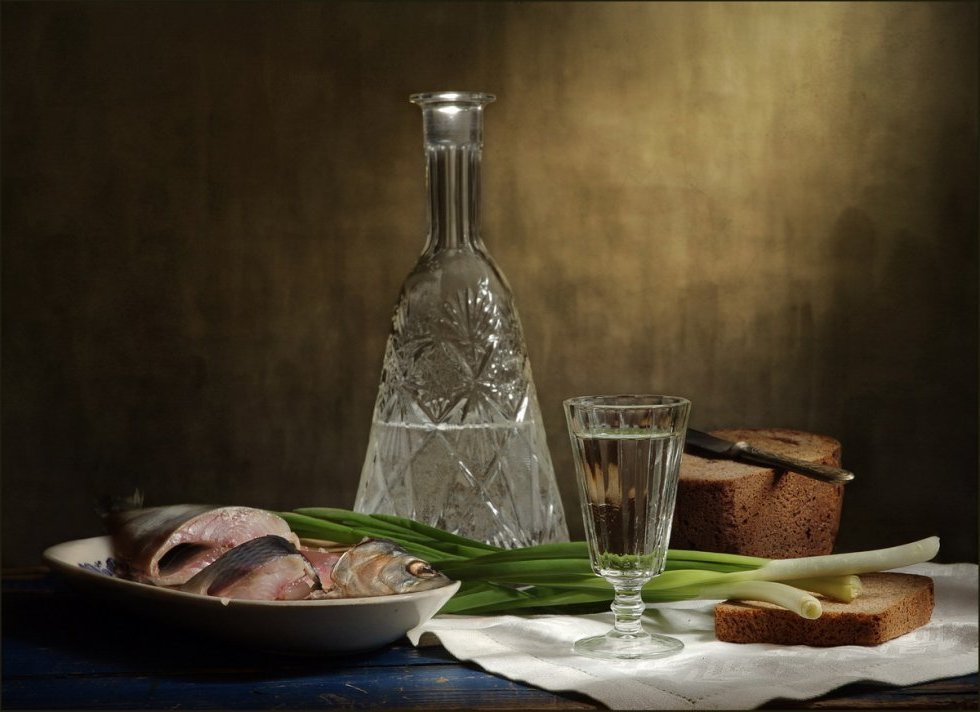 Лафитники для водки: качественные изделия из хрусталя в интернет магазине Hrustal-mag.ru.