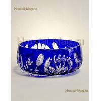 Хрустальная ваза для фруктов арт. н3366/19, фото 1