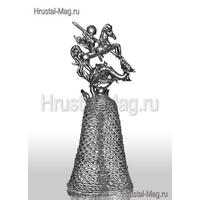 Колокольчик (Герб г. Москвы) большой, фото 1