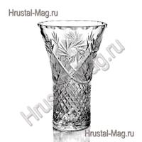 Хрустальная ваза для цветов (h-25,5 см) арт. 1в 7608 1000/1, фото 1