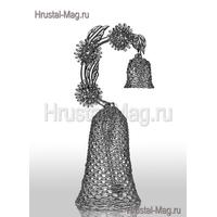 Колокольчик (Цветок-колокольчик) большой, фото 1