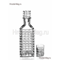"Сервиз для водки ""Квадраты"" (1+6) (500 мл), фото 1"