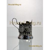 """Подстаканник никелированный """"Герб СССР"""", фото 1"""