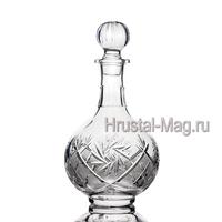 Хрустальный графин (1000 мл) арт. 4184 1000/1, фото 1
