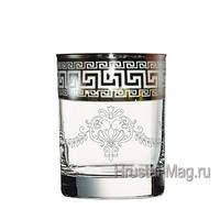 """Набор стаканов для виски Истанбул """"Барокко"""", 255 мл, 6 шт (стекло), фото 1"""