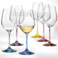 """Бокалы для вина """"Виола"""", 250 мл, 6 шт, арт. 40729/382620/250, фото 1"""