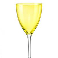 "Бокалы для вина ""Кейт"" желтый, 250 мл, 2 шт, арт. 40796/382028/250-2, фото 1"