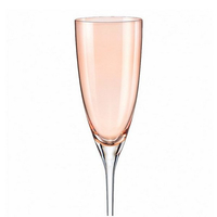 """Бокалы для шампанского """"Кейт"""" красный, 220 мл, 2 шт, арт. 40796/382050/220-2, фото 1"""