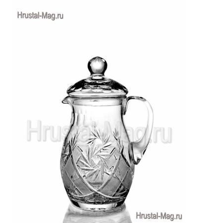 Кувшин хрустальный (1000 мл) 1 арт. 5108 1000/1, фото 1