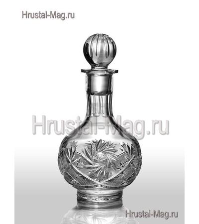 Графин хрустальный (350 мл) арт.4184/350 1000/1, фото 1
