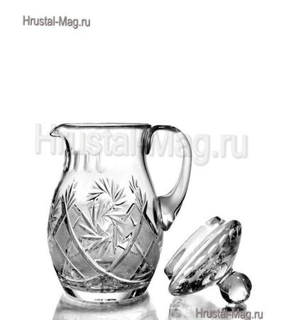 Кувшин хрустальный (1000 мл) 1 арт. 5108 1000/1, фото 2