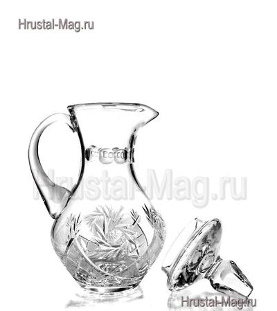 Кувшин хрустальный (1000 мл) арт. 7355 1000/1, фото 2