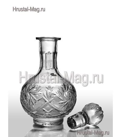Графин хрустальный (350 мл) арт.4184/350 1000/1, фото 2