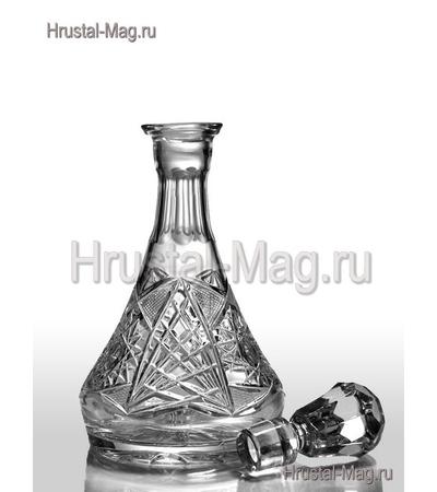 Хрустальный графин (500 мл) арт. 4698/5, фото 1