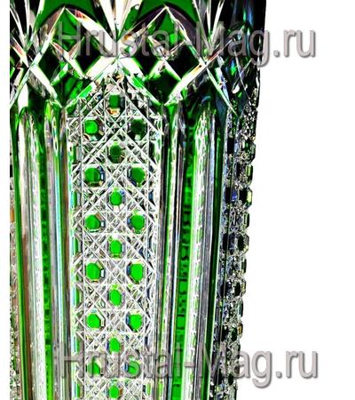 "Ваза для цветов (470 мл) ""Бабье лето"" зеленый, фото 3"