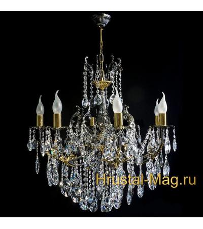 """Бронзовая люстра серии """"N"""" Петровская, фото 3"""