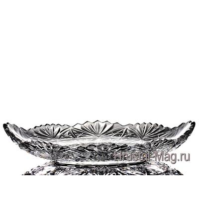 Салатник хрустальный арт. БА-1402, фото 3