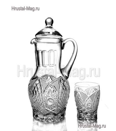 """Кувшин для воды """"Фирменный"""" 1,6 литра, фото 2"""