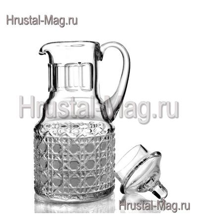 """Хрустальный сервиз """"Классика""""(1+6) арт. 139/1,2, фото 2"""