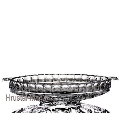 Салатник хрустальный арт. БА-1404, фото 3