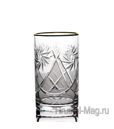 Набор стаканов арт. з5107 1000/1 (отводка золотом), фото 2