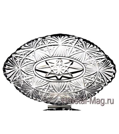 Салатник хрустальный арт. БА-1402, фото 2