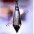 Хрустальная подвеска карандаш, фото 1