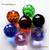 Подвеска цветная шар 40 мм., фото 1